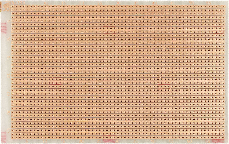 Experimentální deska s pájecími proužky 730 EP 160 x100