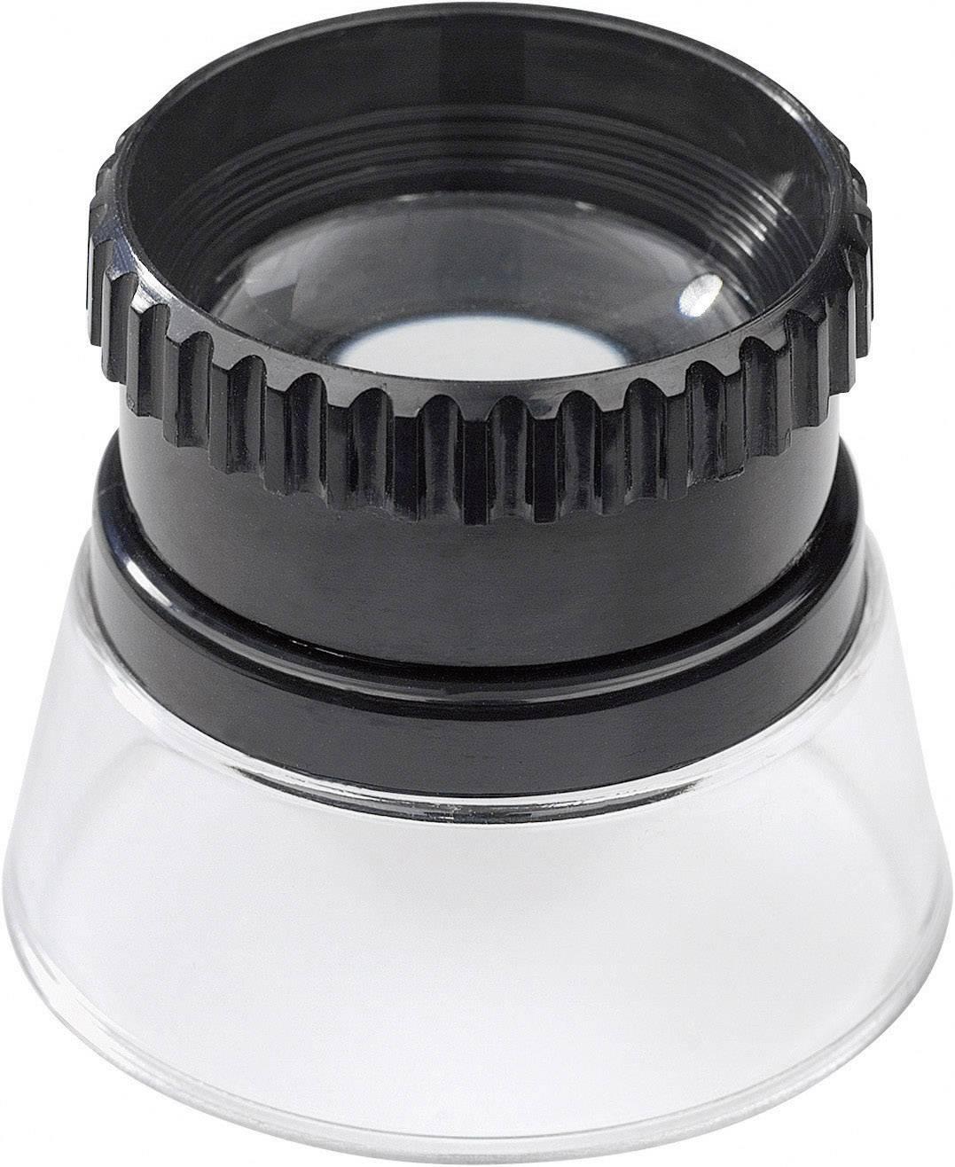 Lupa na elektroniku TRU COMPONENTS Magnifier HM15x, (Ø x v) 35 mm x 30 mm