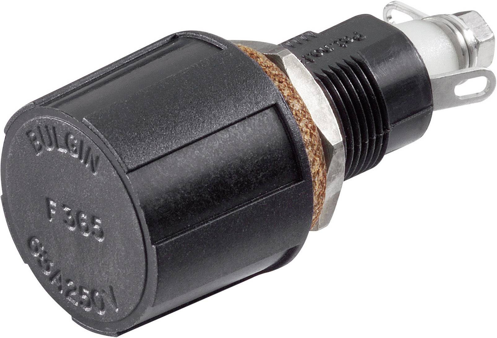 Držák pojistky ESKA Bulgin FX0365, 5 x 20 mm, 250 V/AC, 6,3 A