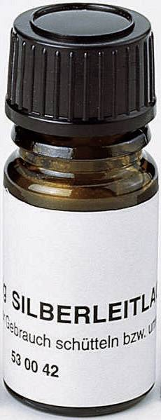 Elektrický vodivý stříbrný lak, 3 g