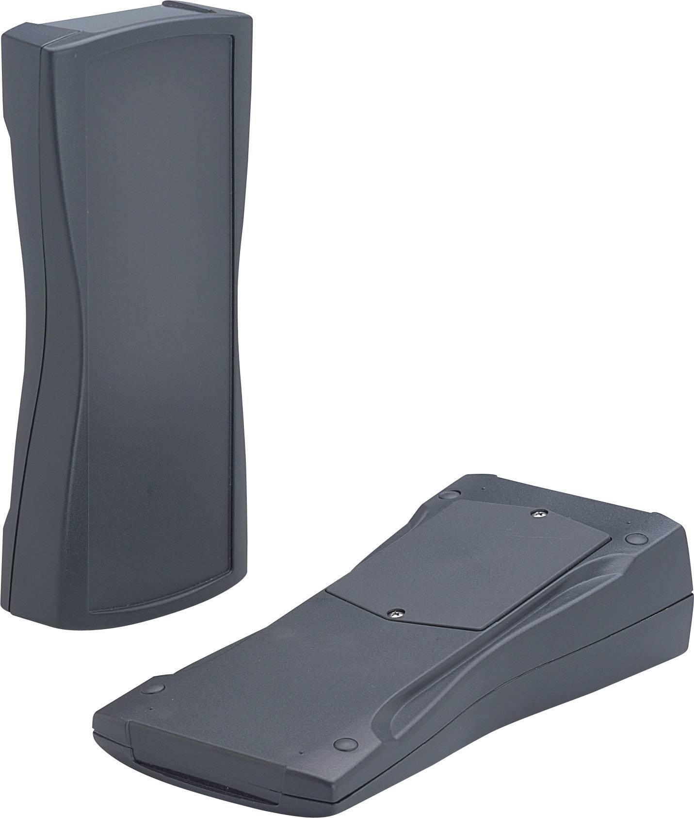 Univerzální pouzdro plastové Bopla BS 803 F, 209,3 x 98 x 34,8 mm, grafit;šedá (BS 803 F)