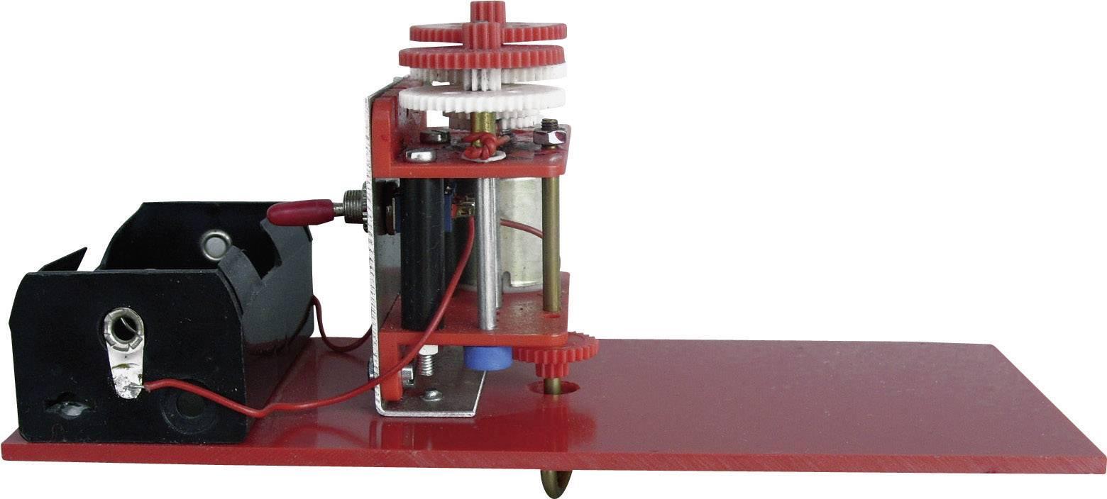 Přístroj pro otáčení předmětů v galvanické lázni, 170 x 70 x 85 mm