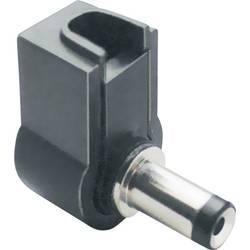 Napájecí konektor BKL 72613, zástrčka úhlová, 2,50/2,5/0,7 mm