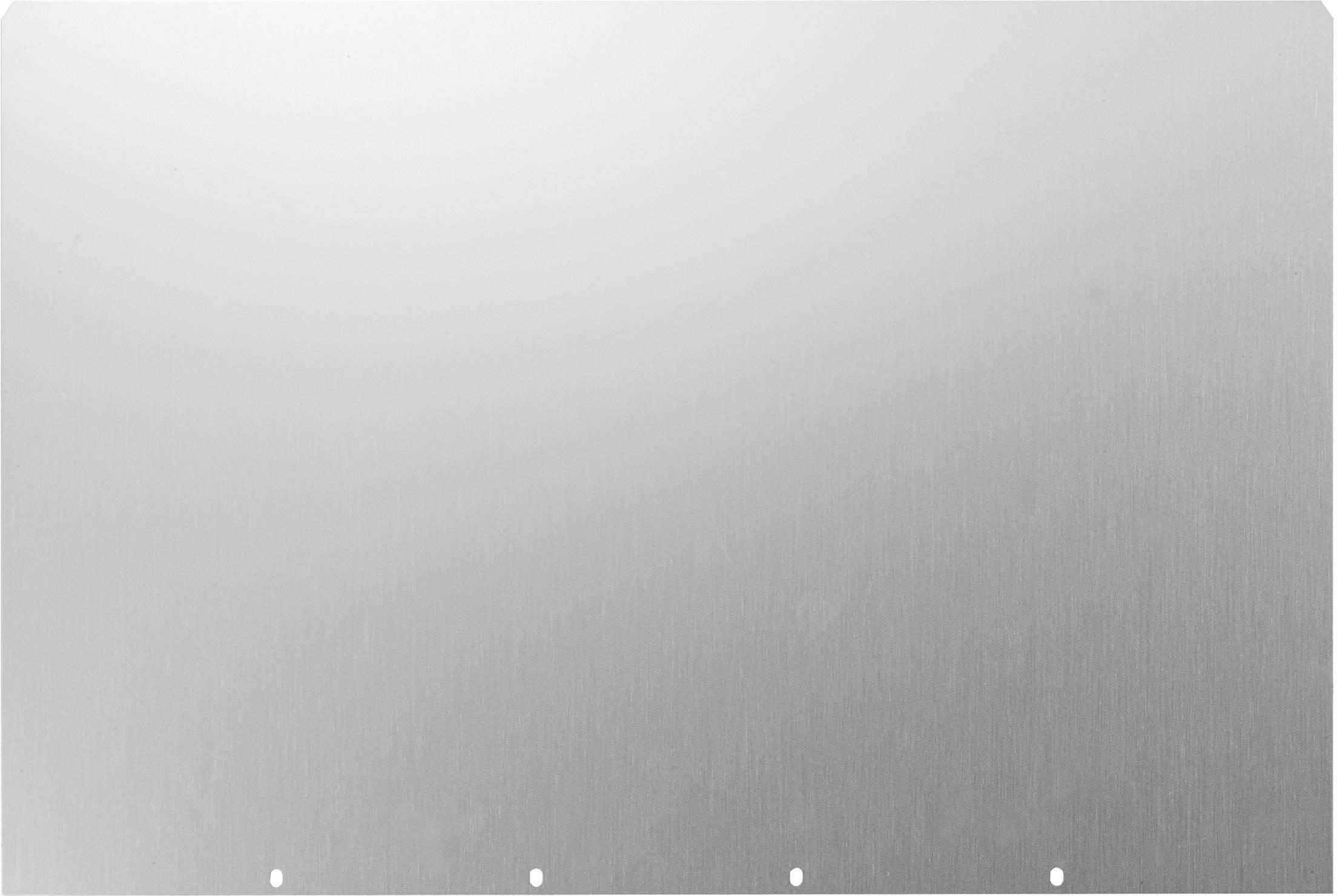 Krycí plech Schroff;multipacPRO 30860-502, (š x v x h) 412 x 1 x 280 mm, 1 ks