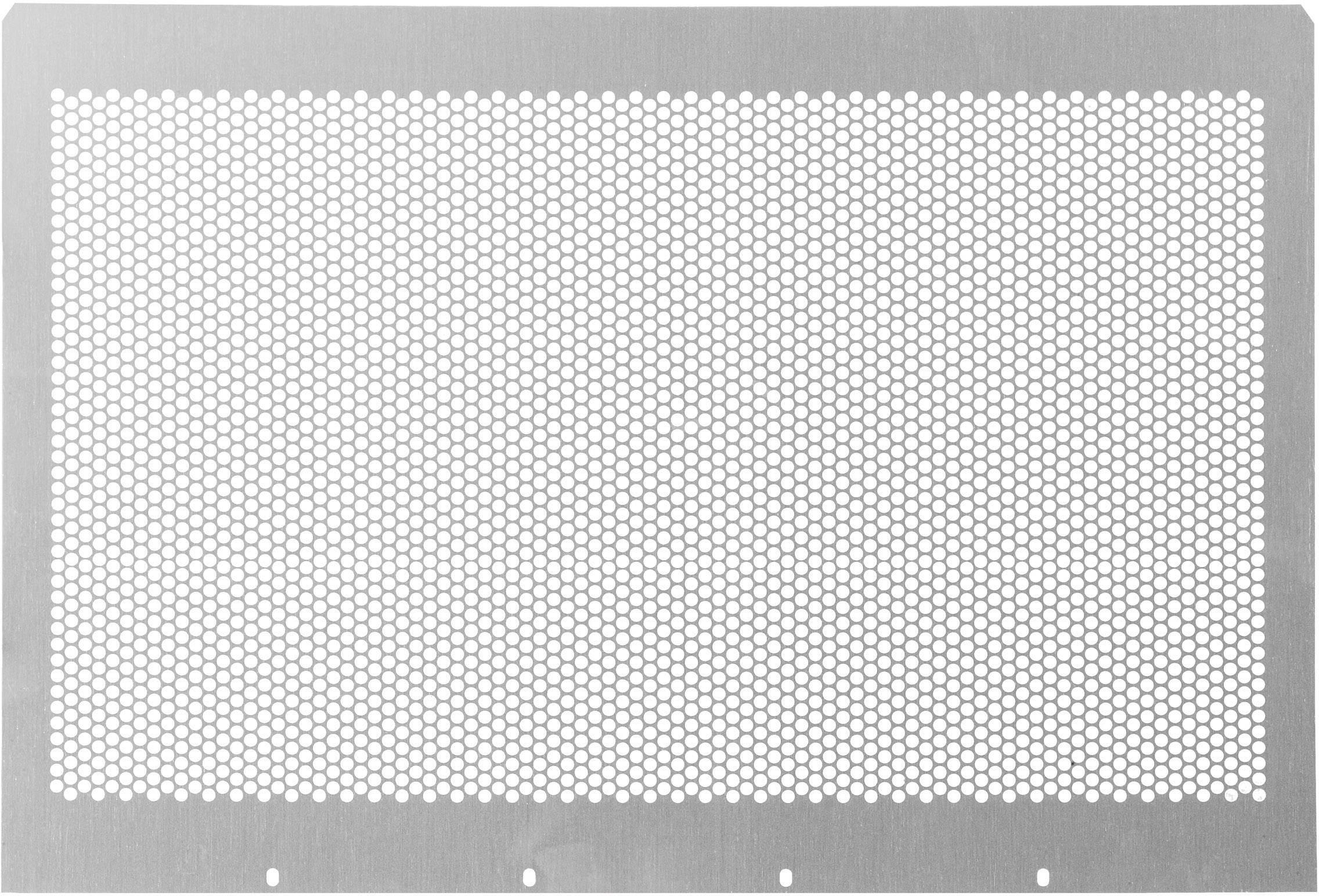 Krycí plech Schroff multipacPRO 30860-512, (š x v x h) 412 x 1 x 340 mm, 1 ks