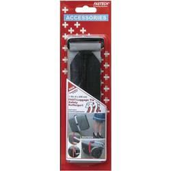 Pásek na kufr se suchým zipem Fastech 922-0822, šedá, 200 cm x 5 cm, šedá