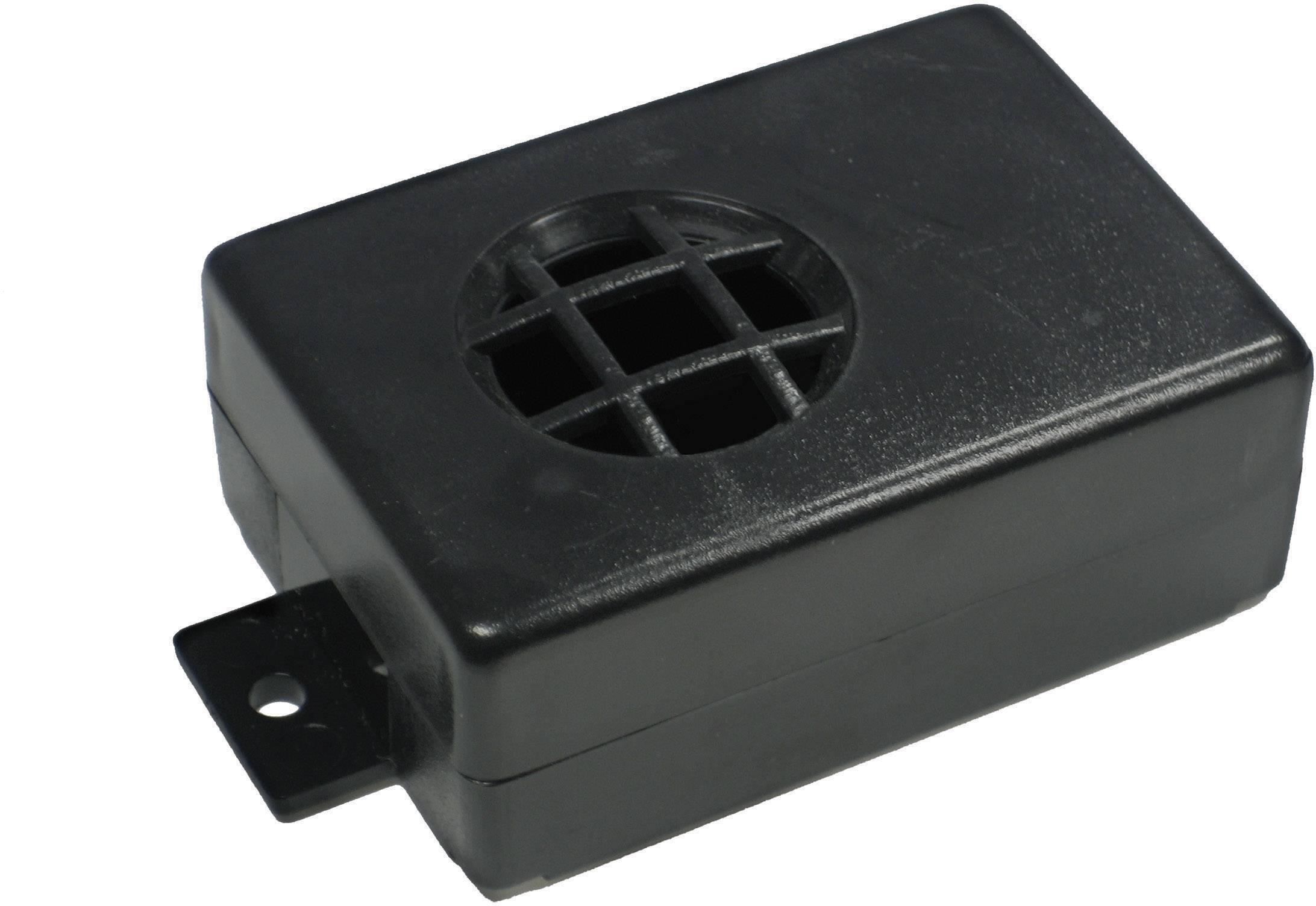 Univerzální pouzdro plastové Kemo G020, (d x š x v) 72 x 50 x 28 mm, černá