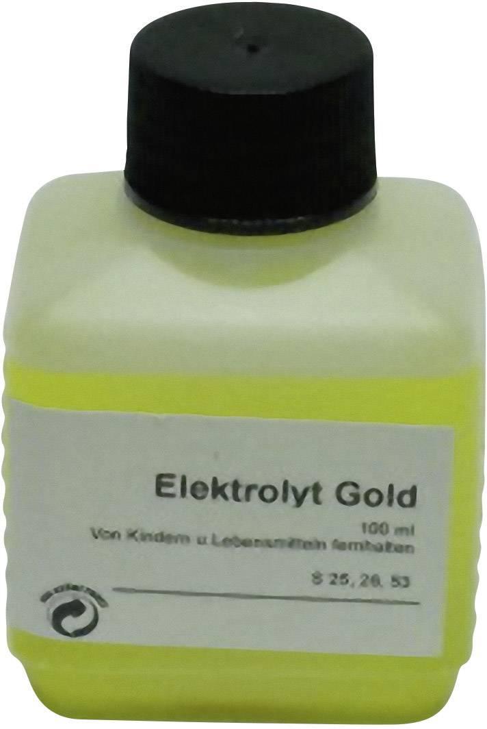 Elektrolyt - náplň 100 ml, zlato