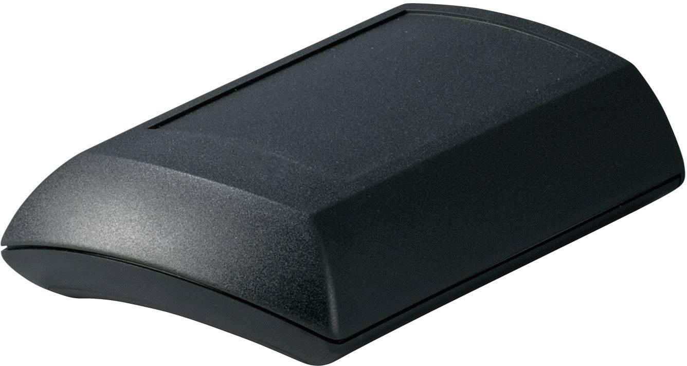 Plastová krabička OKW ERGO-CASE D7010109, 150 x 100 x 40 mm, ABS, IP54, čierna, 1 ks
