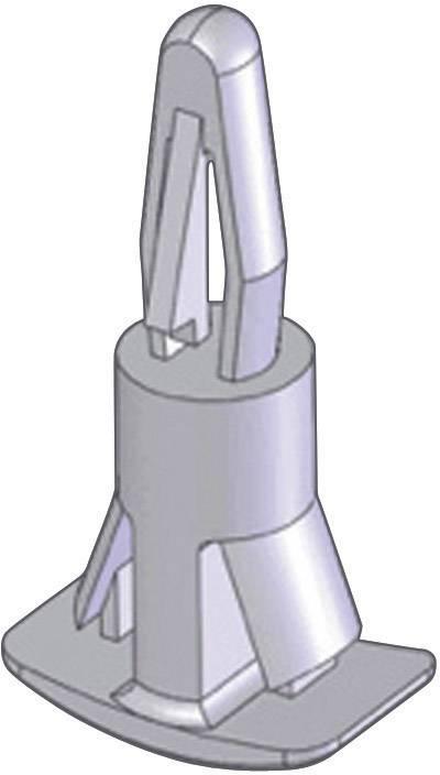 Distanční sloupek s plochou hlavou Richco RLCBSC-10-01, 5 x 10 mm