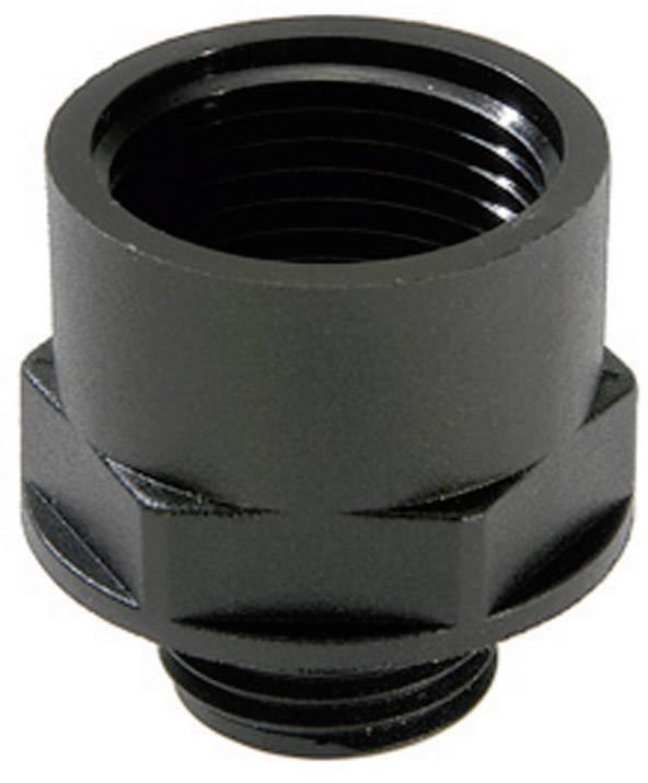 Adaptér šroubové spojky Wiska EX-APM 13,5/25 (10064758), IP66, PG13.5, černá (RAL 9005)