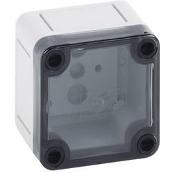 Inštalačná krabička Spelsberg TK PS 77-6-t 11100101, (d x š x v) 65 x 65 x 57 mm, polykarbonát, polystyren (EPS), svetlo sivá (RAL 7035), 1 ks