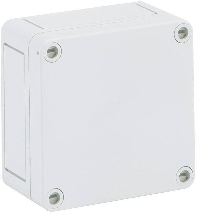 Inštalačná krabička Spelsberg TK PS 99-6 11040301, (d x š x v) 94 x 94 x 57 mm, polystyrén, svetlo sivá (RAL 7035), 1 ks