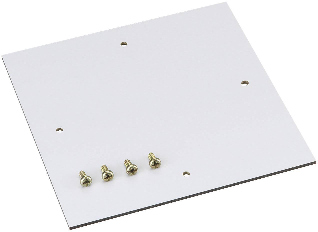 Montážní deska TK pro plastová pouzdra Spelsberg TK MPI-1111, (d x š) 90 mm x 90 mm (TK MPI-1111)