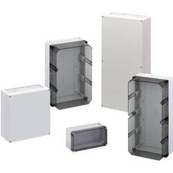 Svorkovnicová skříň polykarbonátová Spelsberg AKi 4-t, (d x š x v) 300 x 600 x 132 mm, šedá