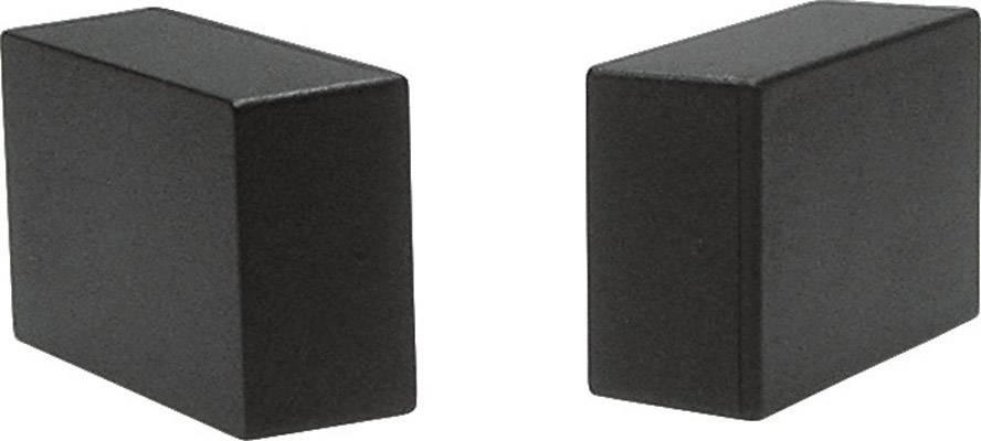 Modulová krabička MG Strapubox, (d x š x v) 45 x 30 x 18 mm, černá (MG 307SW)