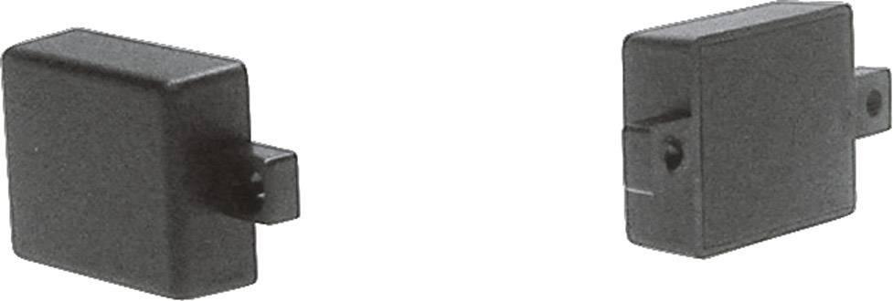Modulová krabička Strapubox MG 23-0SW MG 23-0SW, 28 x 23 x 10 , ABS, čierna, 1 ks