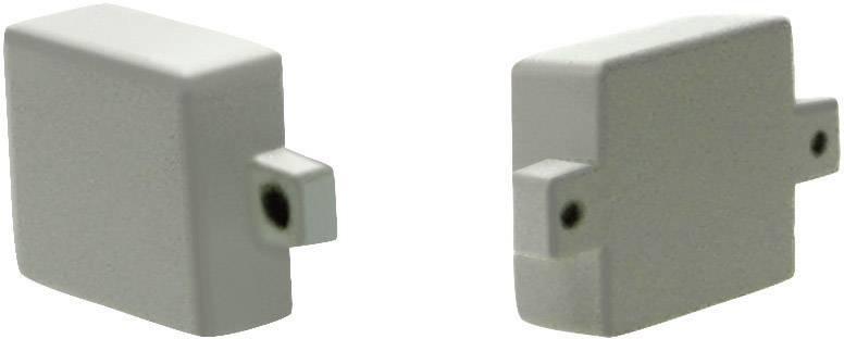 Modulová krabička Strapubox MG 23-0GR MG 23-0GR, 28 x 23 x 10 , ABS, sivá, 1 ks