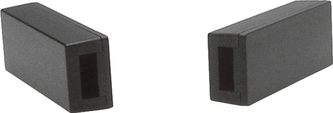 USB krabička TRU COMPONENTS TC-USB1 SW203, ABS, 56 x 20 x 12 , černá, 1 ks
