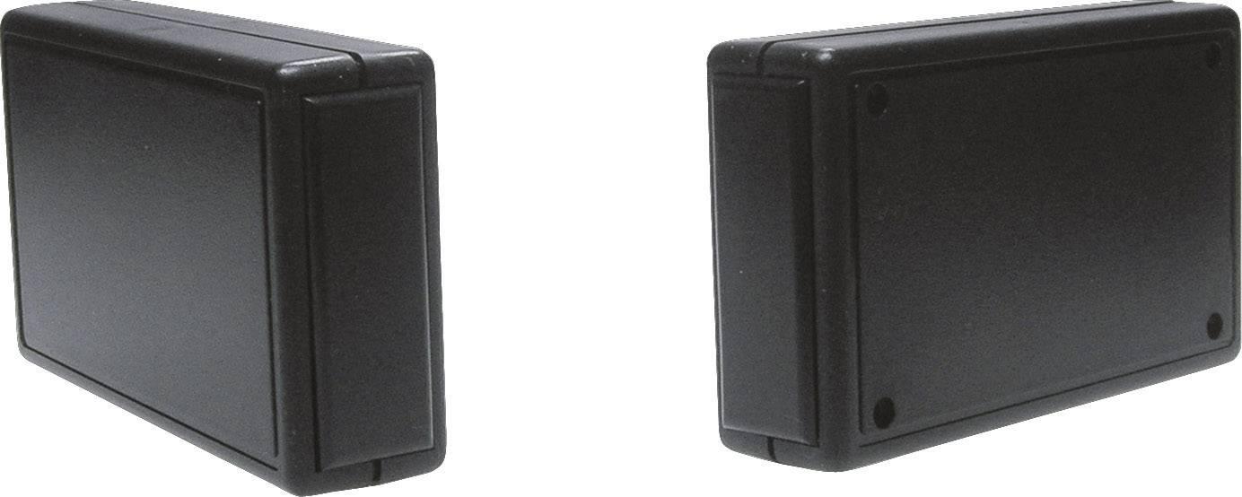 Univerzálne púzdro Strapubox 2834 SW 2834 SW, 100 x 60 x 25 , ABS, čierna, 1 ks