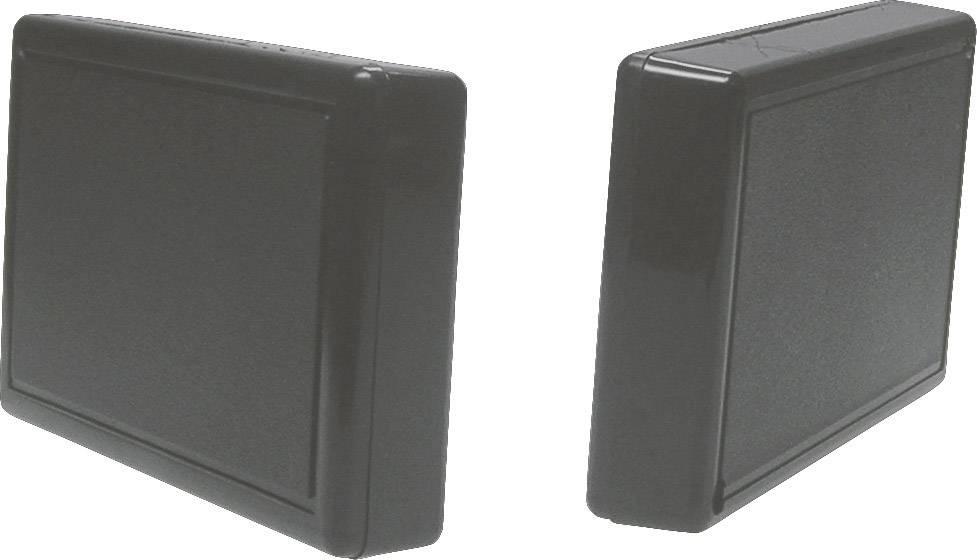 Univerzálne púzdro Strapubox 2218SW 2218SW, 102.5 x 61.5 x 18 , ABS, čierna, 1 ks