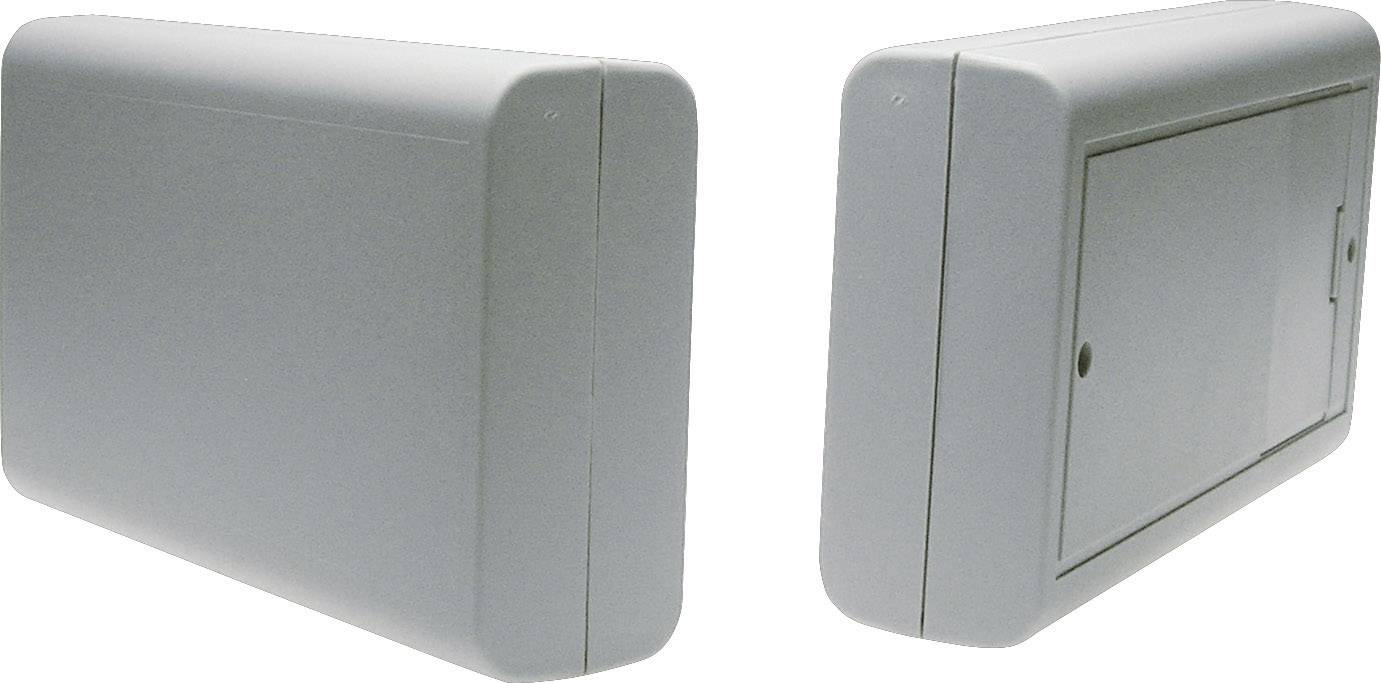 Univerzální pouzdro Strapubox 6512GR, 123 x 71 x 30 , ABS, šedá