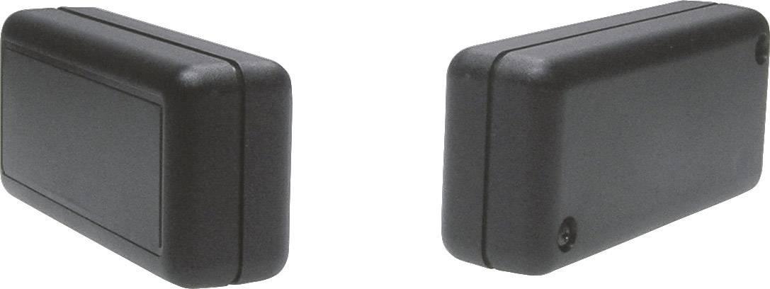 Univerzální pouzdro Strapubox 2099SW, 90 x 40 x 26 , ABS, černá