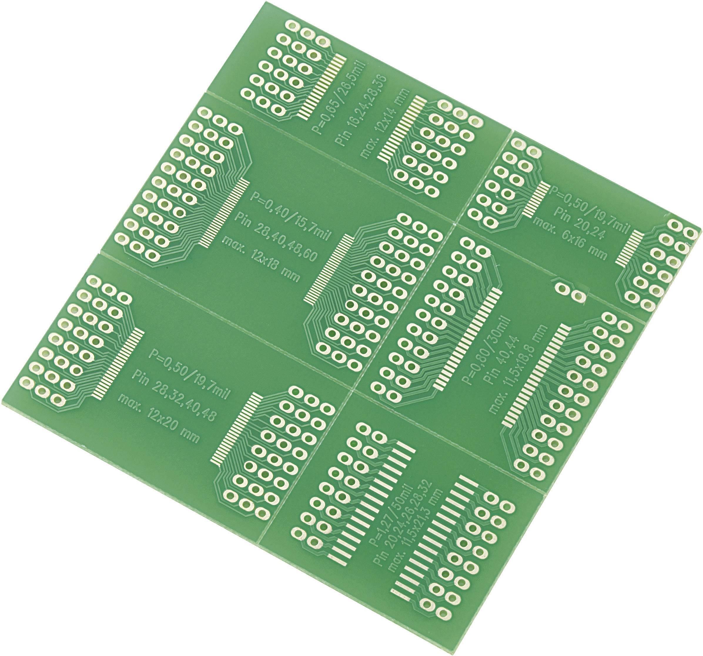 SMD TSOP I/II multiadaptér SU520911