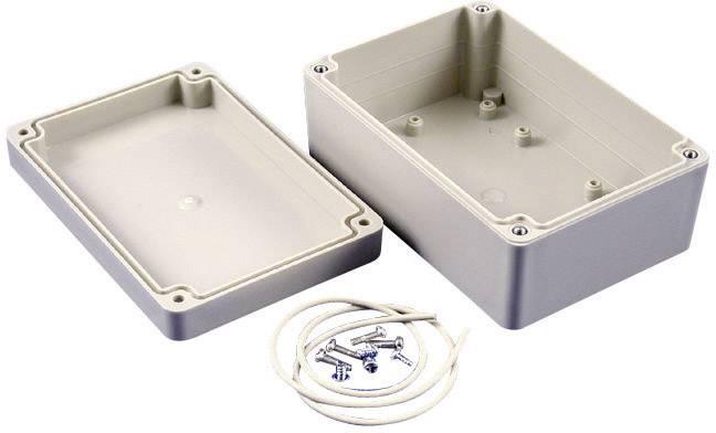 Univerzálne púzdro Hammond Electronics RP1135 RP1135, 125 x 85 x 55 , ABS, svetlo sivá, 1 ks