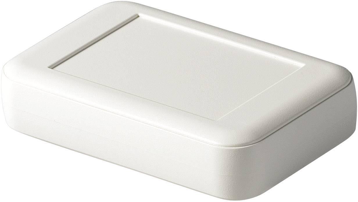 Puzdro na stenu, puzdro na stôl OKW SOFT-CASE D9052277, 73 x 117 x 27 mm, ABS, sivobiela, 1 ks
