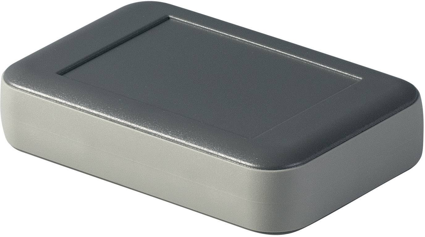 Stolní/nástěnné pouzdro ABS OKW D9052288, (d x š x v) 73 x 117 x 27 mm, antracitová