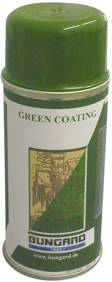 Pájecí lak Bungard 74150, sprej, zelená, 150 ml