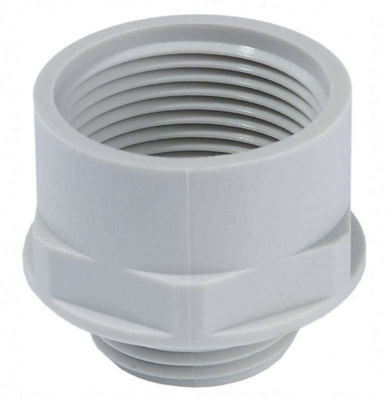 Adaptér šroubové spojky Wiska APM 36/50 (10063671), PG36, světle šedá