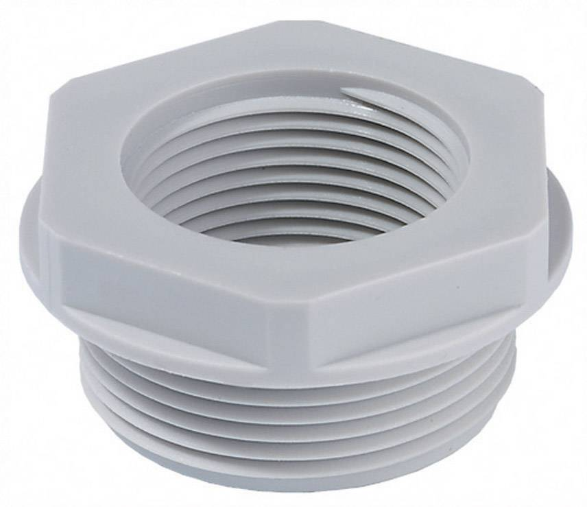 Adaptér šroubové spojky Wiska APM 36/40 (10063670), PG36, světle šedá