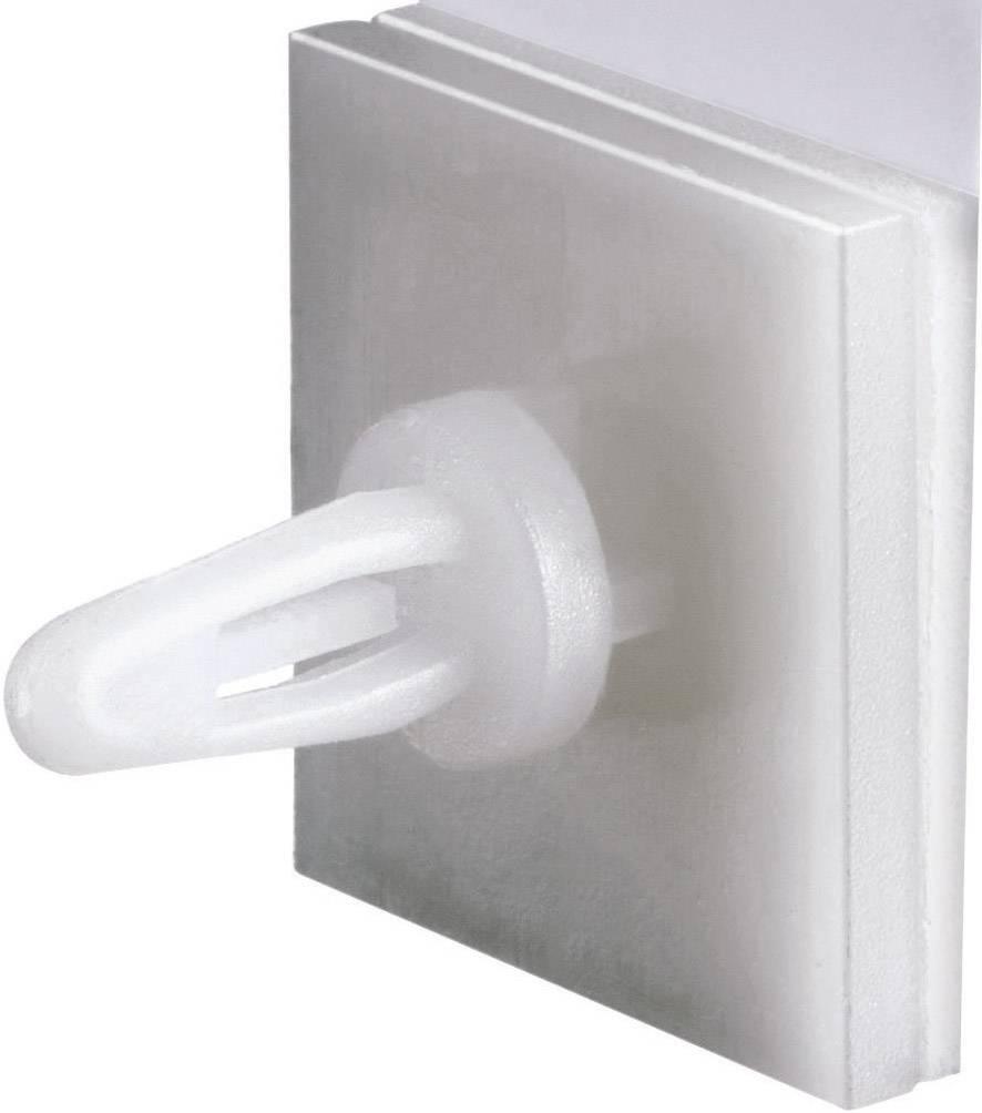Plastová distanční rozpěrka, samolepící