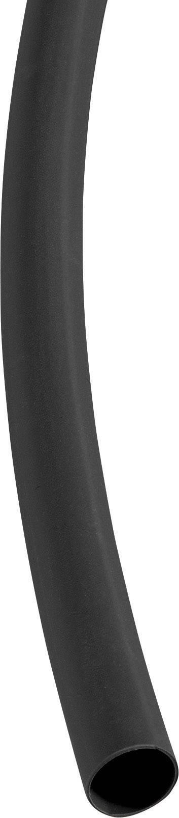 Zmršťovacie bužírky nelepiace DSG Canusa 3210060953, 3:1, 6.40 mm, čierna, metrový tovar