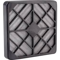 Ochranná plastová mřížka s filtrem Wallair 20100318, černá
