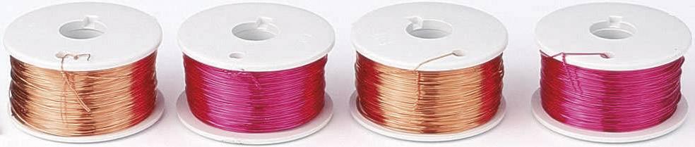 Sada drátových cívek 0,15 mm