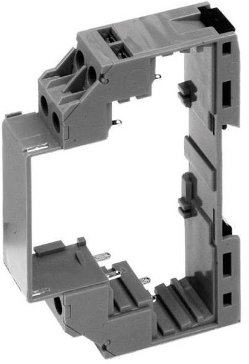 Pouzdro do lišty modulární Axxatronic CMEB-E (CMEB-E-CON), 90 x 17,5 x 58 mm