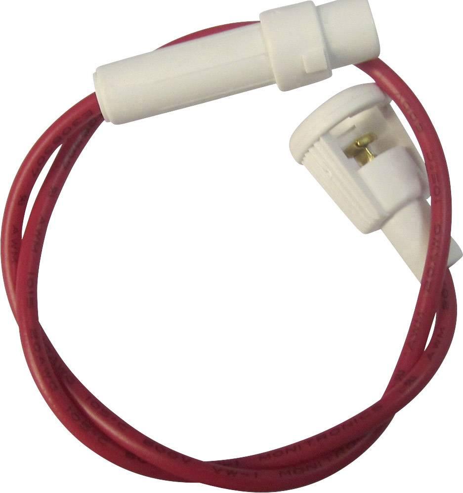 Držiak poistky TRU COMPONENTS 532983, Vhodné pre poistky 5 x 20 mm, 5 A, 250 V/AC, 1 ks