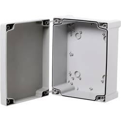 Nástěnná krabička ABS Fibox TA241911, (d x š x v) 240 x 191 x 107 mm, šedá (TA241911)