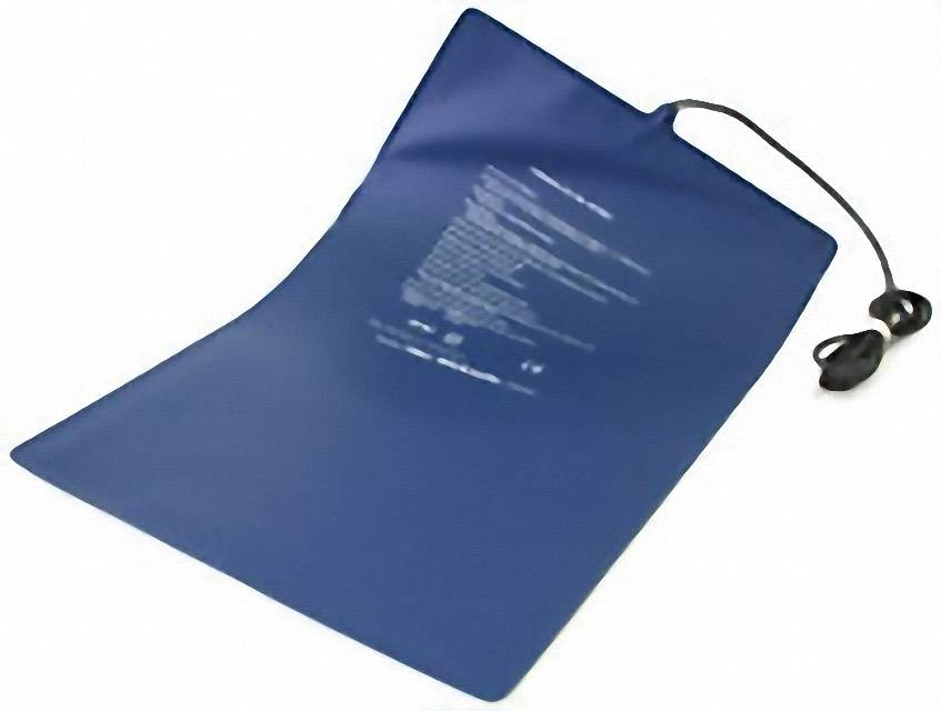 Vykurovacia rohož AccuLux ThermoLux 473291, 70 W, (d x š x v) 42 x 65 x 0.3 cm, sivá