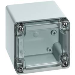 Svorkovnicová skříň ABS Spelsberg TG ABS 88-9-to, (d x š x v) 84 x 82 x 85 mm, šedá