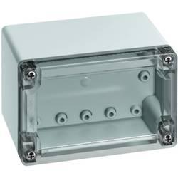 Svorkovnicová skříň ABS Spelsberg TG ABS 1208-9-to, (d x š x v) 122 x 82 x 85 mm, šedá