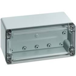 Svorkovnicová skříň ABS Spelsberg TG ABS 1608-9-to, (d x š x v) 162 x 82 x 85 mm, šedá