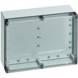 Svorkovnicová skříň ABS Spelsberg TG ABS 3023-11-to, (d x š x v) 302 x 232 x 110 mm, šedá