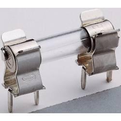 Držák pojistky ESKA 120.800H, vhodné pro pojistky 5 x 20 mm, 250 V/AC, 6.3 A, 1 ks