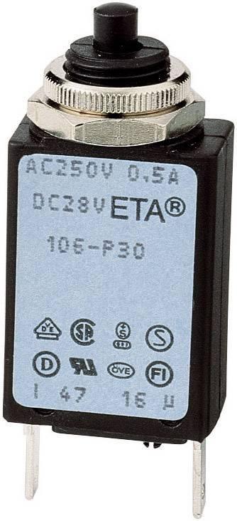 Jistič termický ETA CE106P30-40-4A CE106P30-40-4A, 240 V/AC, 4 A, 1 ks