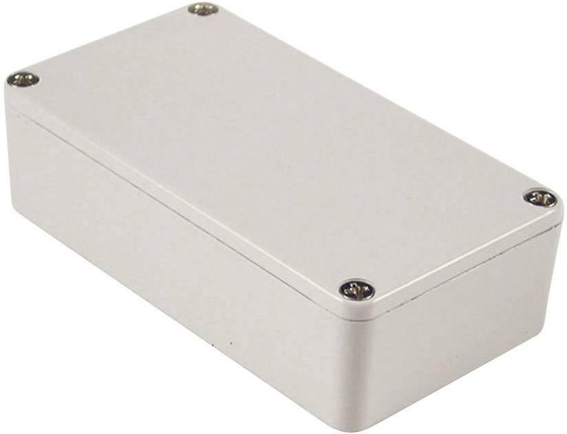 Univerzálne púzdro Hammond Electronics 1590BPR 1590BPR, 111.5 x 59.5 x 31 , hliník, purpurová, 1 ks