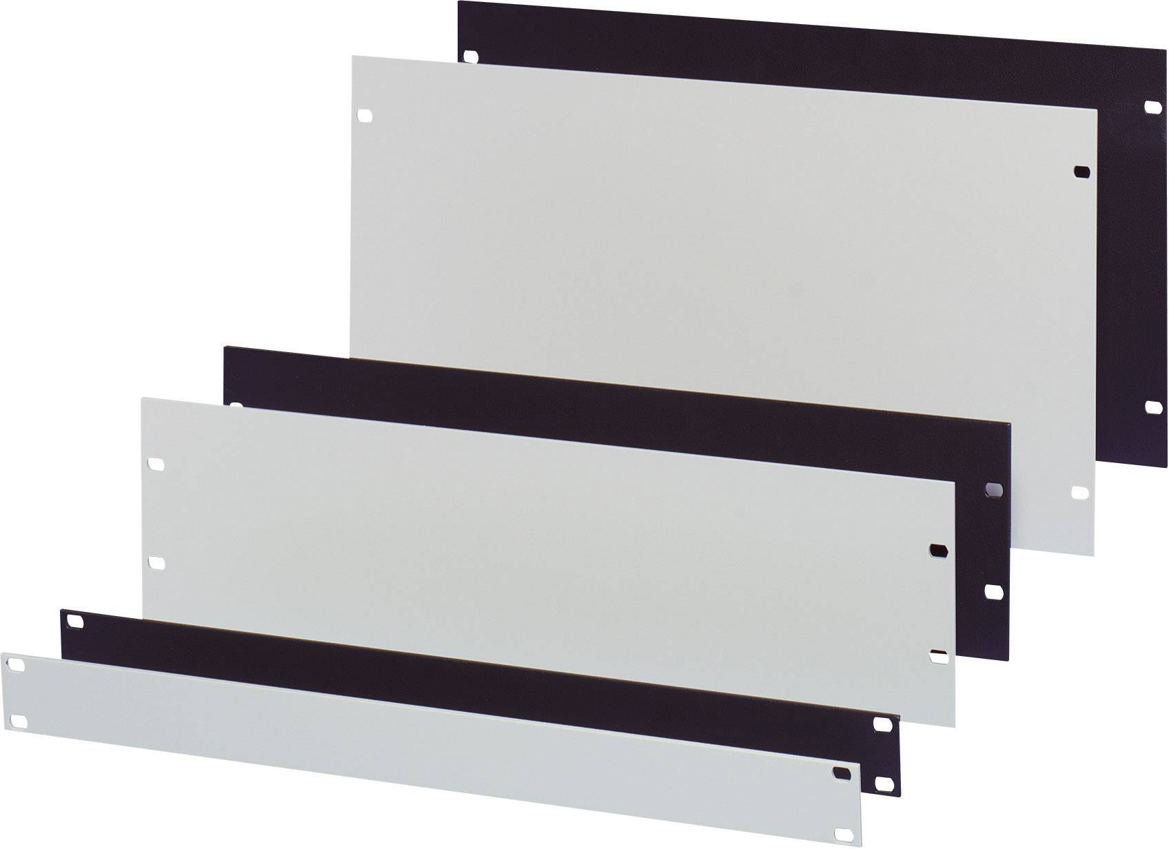Zaslepovací panel Schroff;30219-107, (š x v) 483 mm x 177 mm, 1 ks